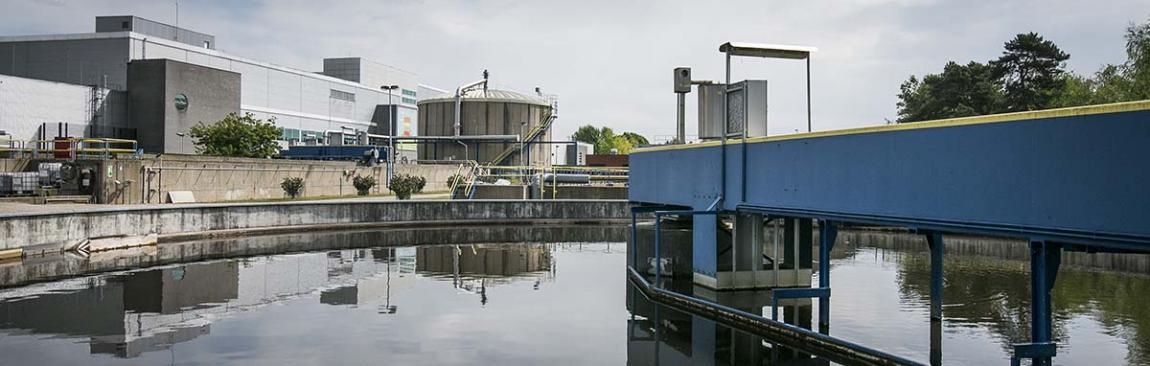 industrial wastewater treatment by Aquaplus